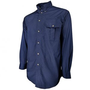 Beretta Shooting Shirt Blue