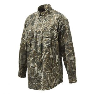 Beretta Shooting Shirt Camouflage