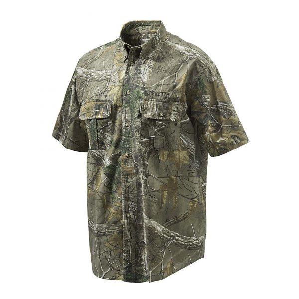 Beretta TM Shooting Shirt Camouflage Xtra
