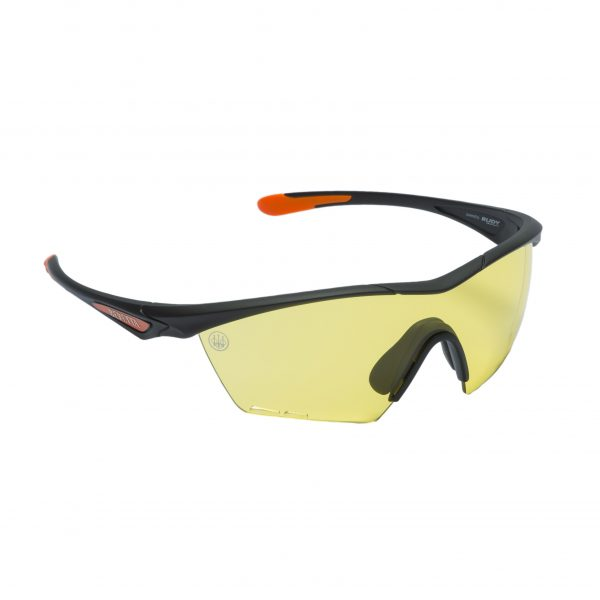 Beretta Clash Shooting Glasses - Yellow