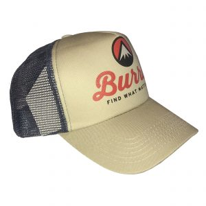 Burris Trucker Hat - Brown