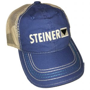 Steiner Trucker Hat – Blue Beige