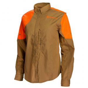 LD511T1184081G Beretta Womens American Upland Shirt Brown And Orange