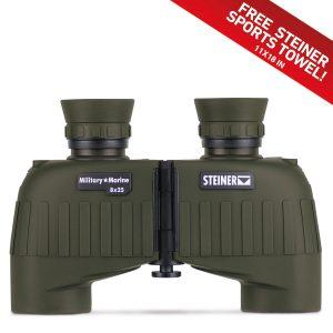 Steiner Military Marine 8x25