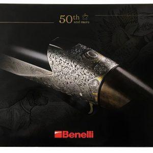 Benelli 50th Anniversary Book