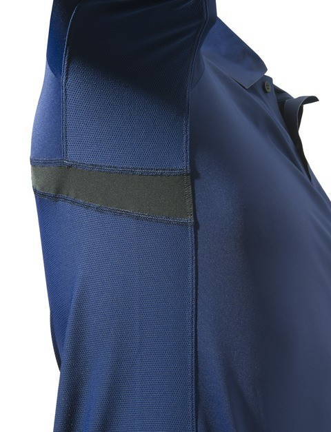Beretta Tech Shooting Polo Navy MT012T10850530 Detail