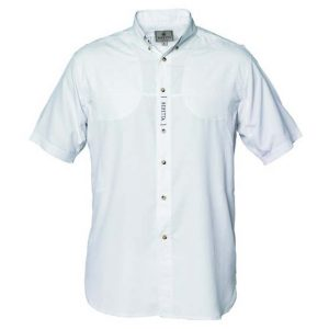 Beretta V Tech Shooting Shirt White