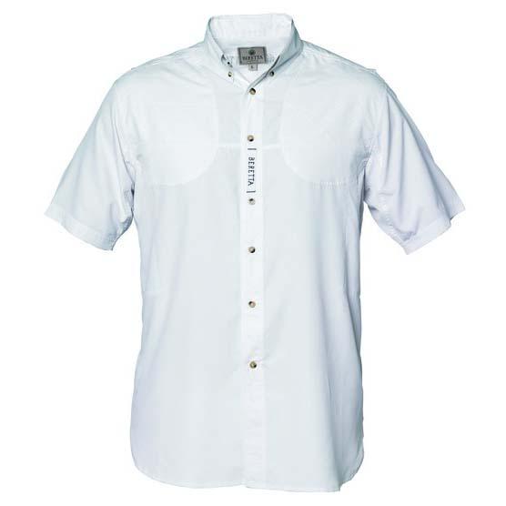 Beretta V Tech Shooting Shirt White