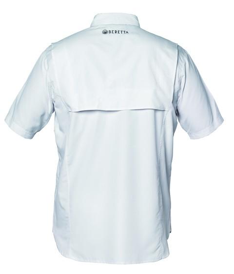 LT100075520100 Beretta V Tech Shooting Shirt Back