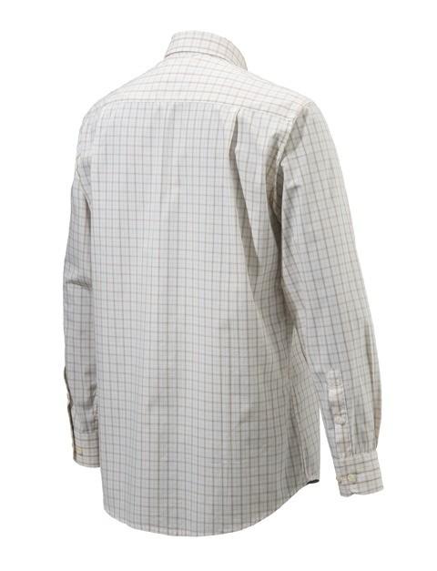 LU51007517011D Beretta Drip Dry Long Sleeve Shirt BACK