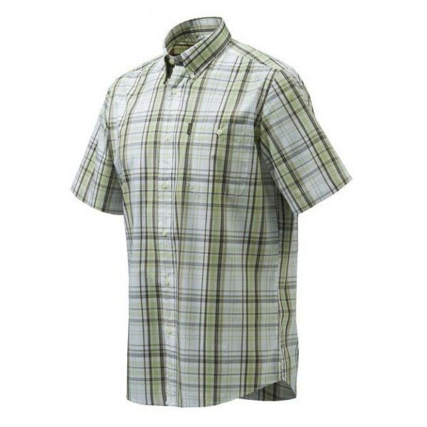 Beretta Men's Drip Dry Shirt Front
