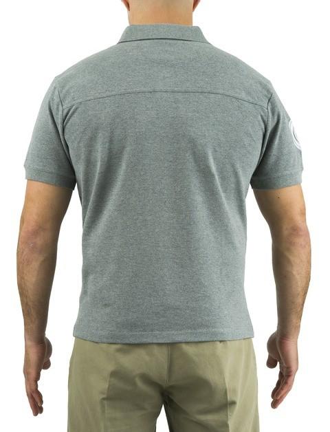MT270071020905 Beretta Uniform Pro Polo Back Grey