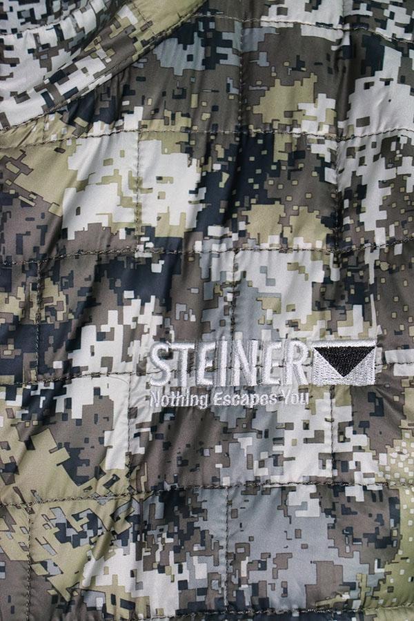 Steiner Jacket LOGO