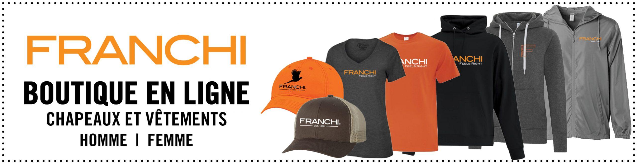 Franchi Clothing Canada