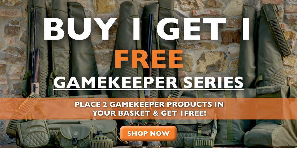 Beretta Canada Gamekeeper Buy1 Get1