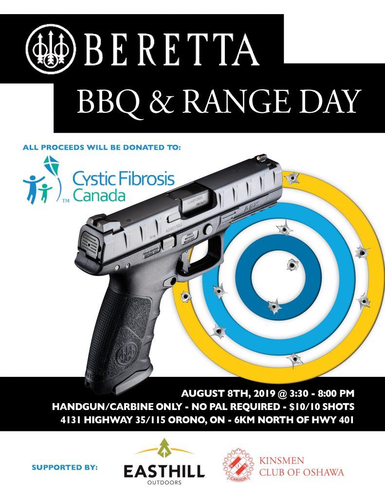 Beretta Range Day
