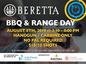 Beretta Range Day Canada