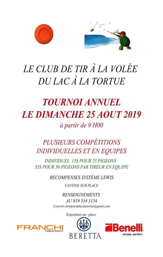 Affiche Tournoi Beretta