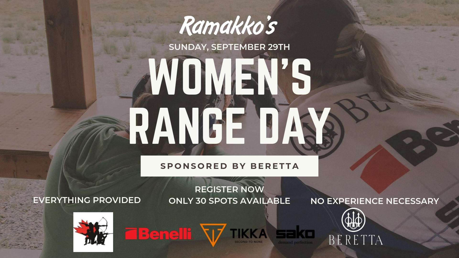 Women Range Day Ramakkos 2019