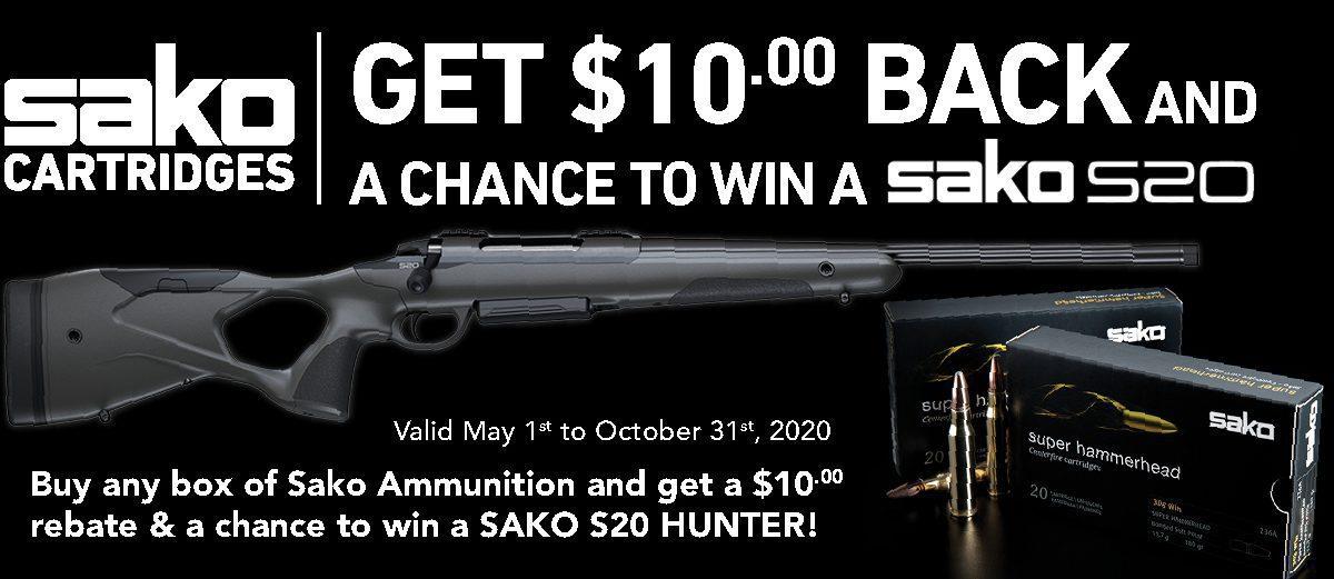 Sako Ammo Promotion 2020