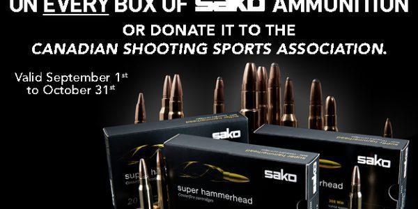Sako Ammunition Canada