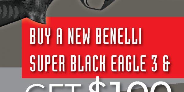 SBE3 Box Rebate $100 off