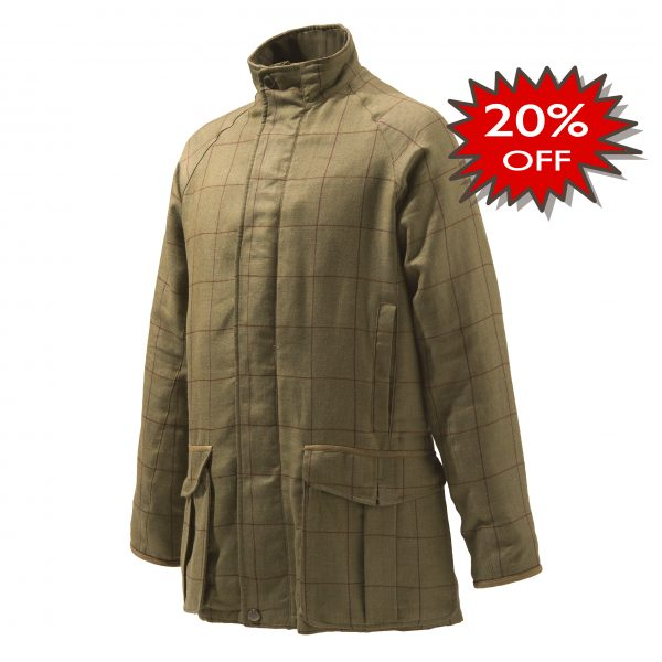 GU732T1295070B Light St James Jacket Beige Promotion