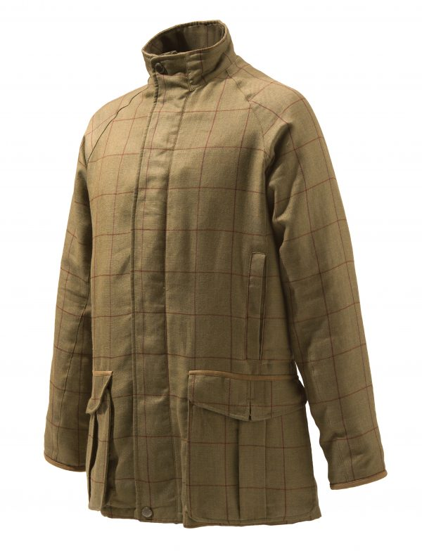 GU732T1299016B Light St James Jacket Beige Front