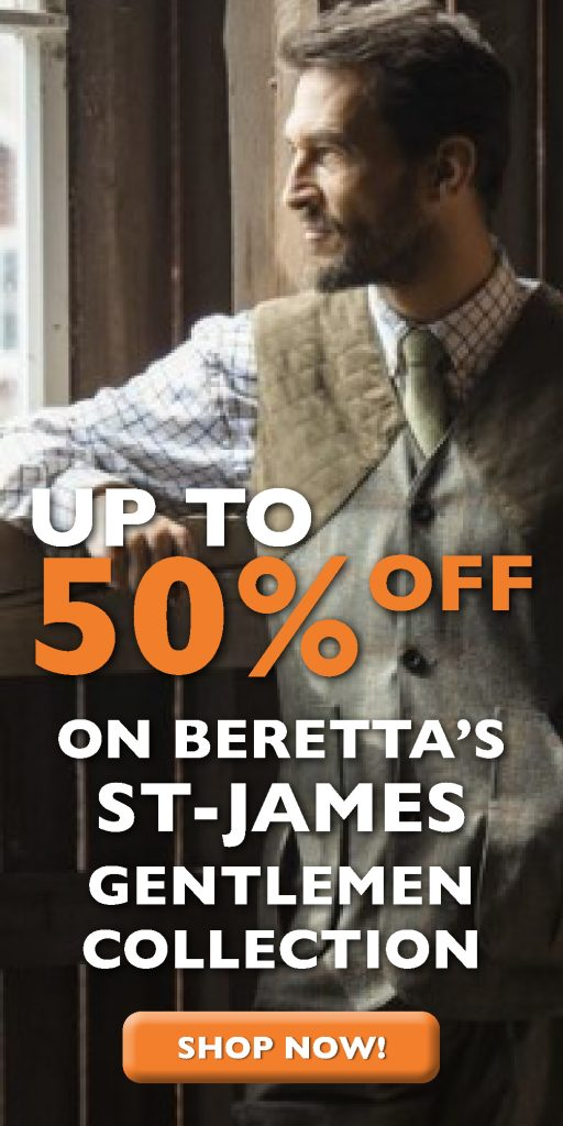 Beretta St James Collection Sale