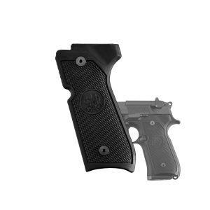 JG92FSP BERETTA 92 And 96 SERIES ORIGINAL GRIPS On Handgun