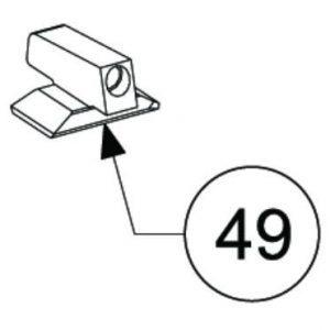 M9A3 Front Sight E01522