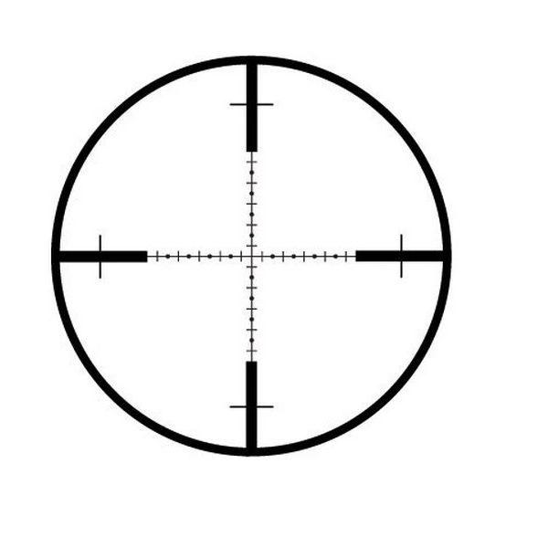 G2B Mil Dot Reticle