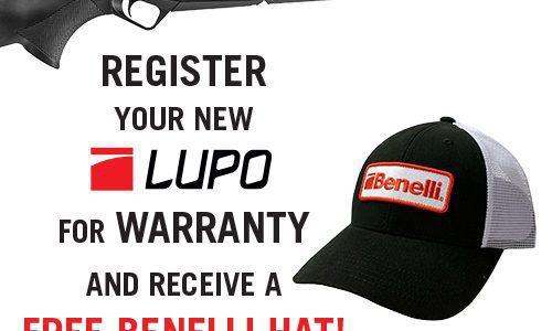 Benelli Free Hat Promo 500x500