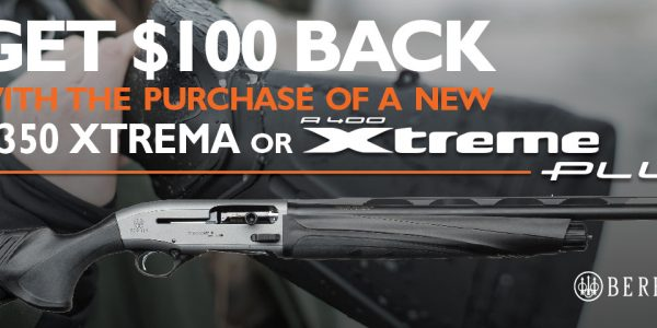 Beretta A4400XP 100 Rebate 2020 1200x480 A400XP Synthetic
