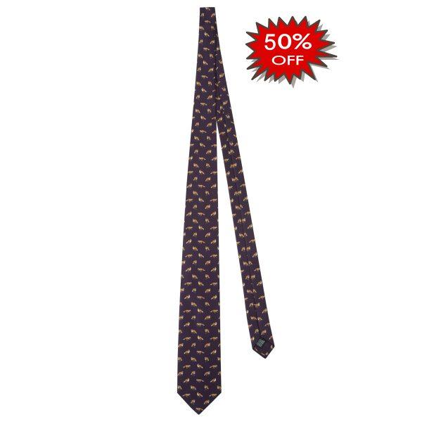 CR121T13790349UNI Beretta Fox Tie Bordeaux Online Sale