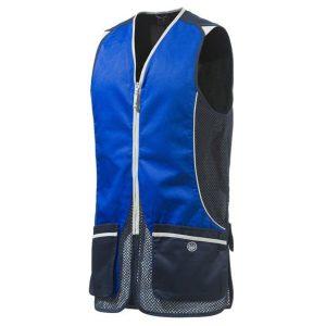 GT212021130545 Beretta New Fit Silver Pigeon Vest Blue Web
