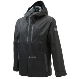GU713T17700999 Beretta Active WP Packable Jacket Black