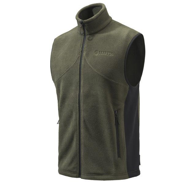 P3431T06540715 Beretta Smartech Fleece Vest Brown