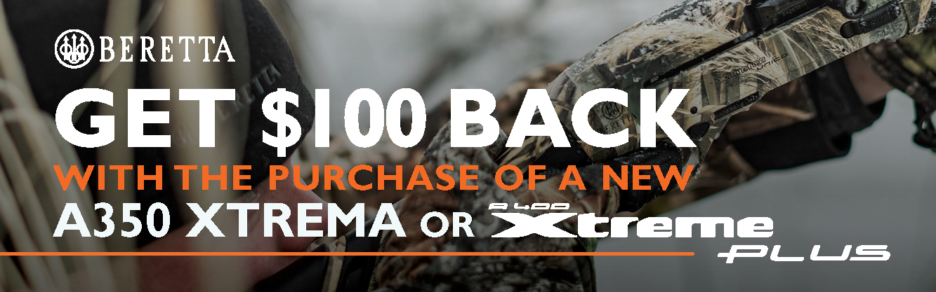 Get $100 Back with a new A350 or A400