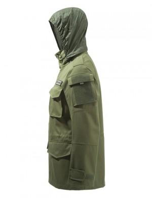 Broom Military Tan 2
