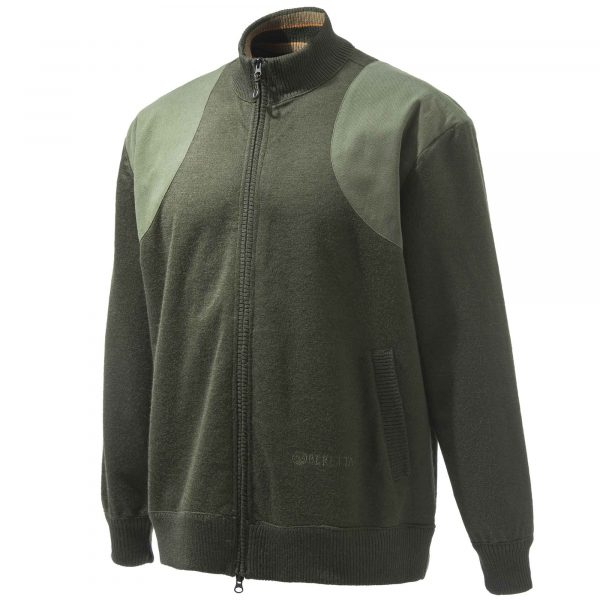 Honor Full Zip Green