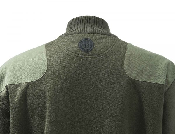 Honor Full Zip Green Shoulder
