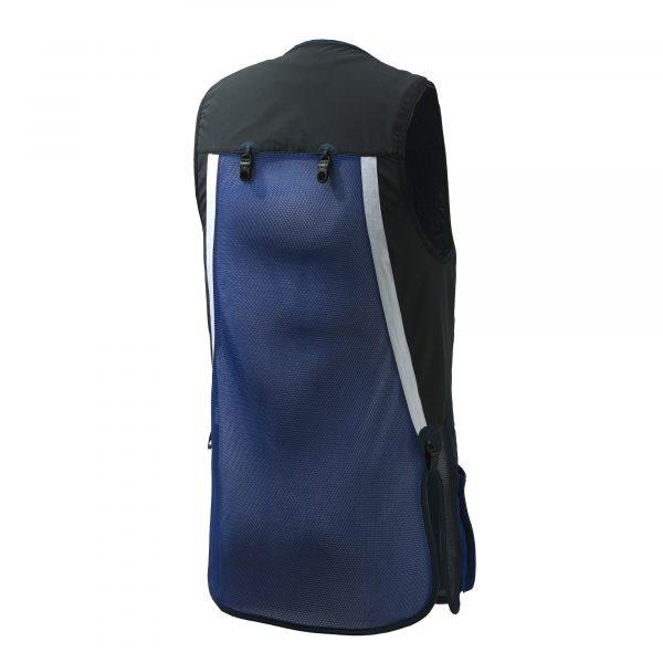 Olympic 3.0 Vest Back Blue