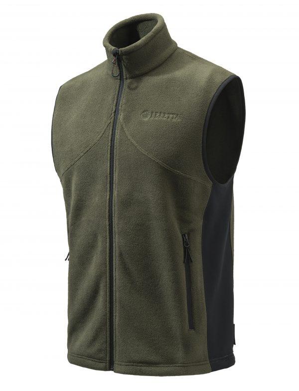 Smartech Fleece Vest Green