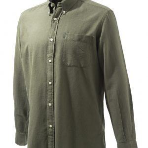 Winter Shirt Green