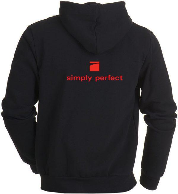 BENHOOD999 Benelli Sweater Black Back