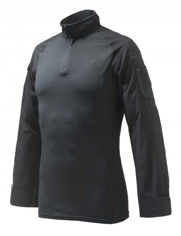 GU045T20000999 Beretta Stabio Combat Shirt Black