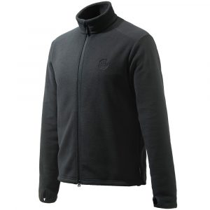 P3015T20030999 Beretta Tactical Dois Fleece Sweater Black Front