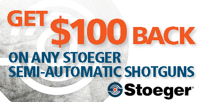 Stoeger SA 100 Rebate Box