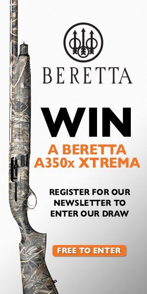Win A Beretta A350x 300x600